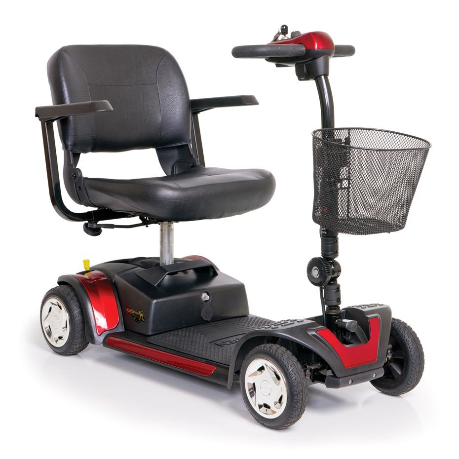 buzzaround xl 4 wheel mobility scooter for sale lowest. Black Bedroom Furniture Sets. Home Design Ideas
