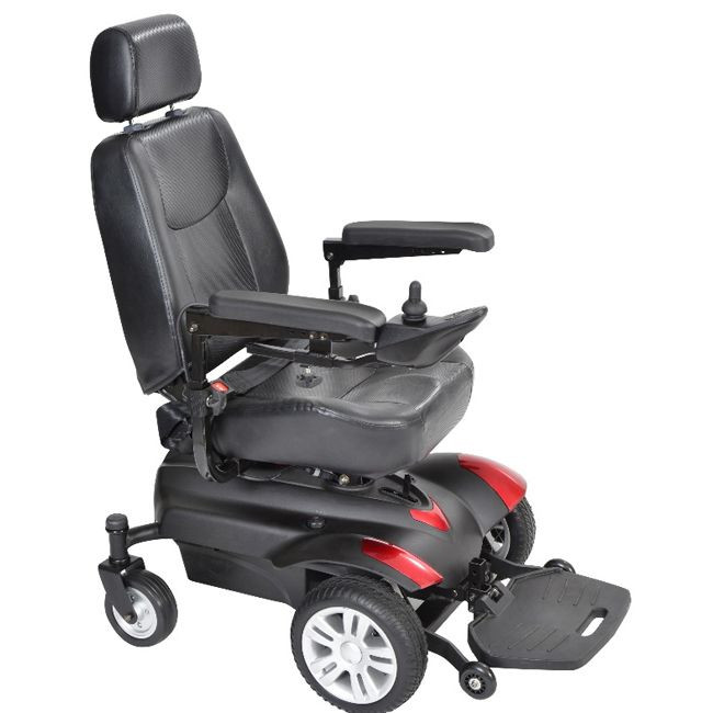 Power wheelchair images galleries for Cost of motorized wheelchair