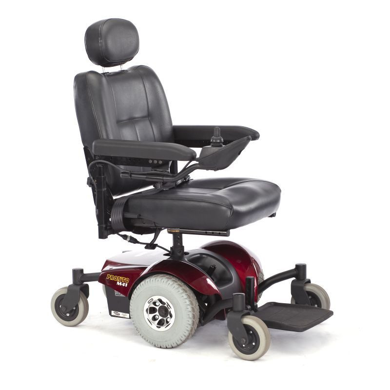 Pronto m41 power wheelchair for sale lowest prices for Motorized wheelchair for sale