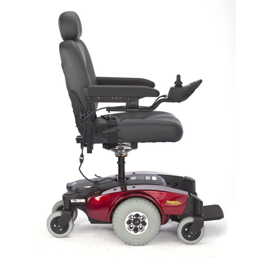 Pronto m61 power wheelchair for sale lowest prices for Motorized wheelchair for sale