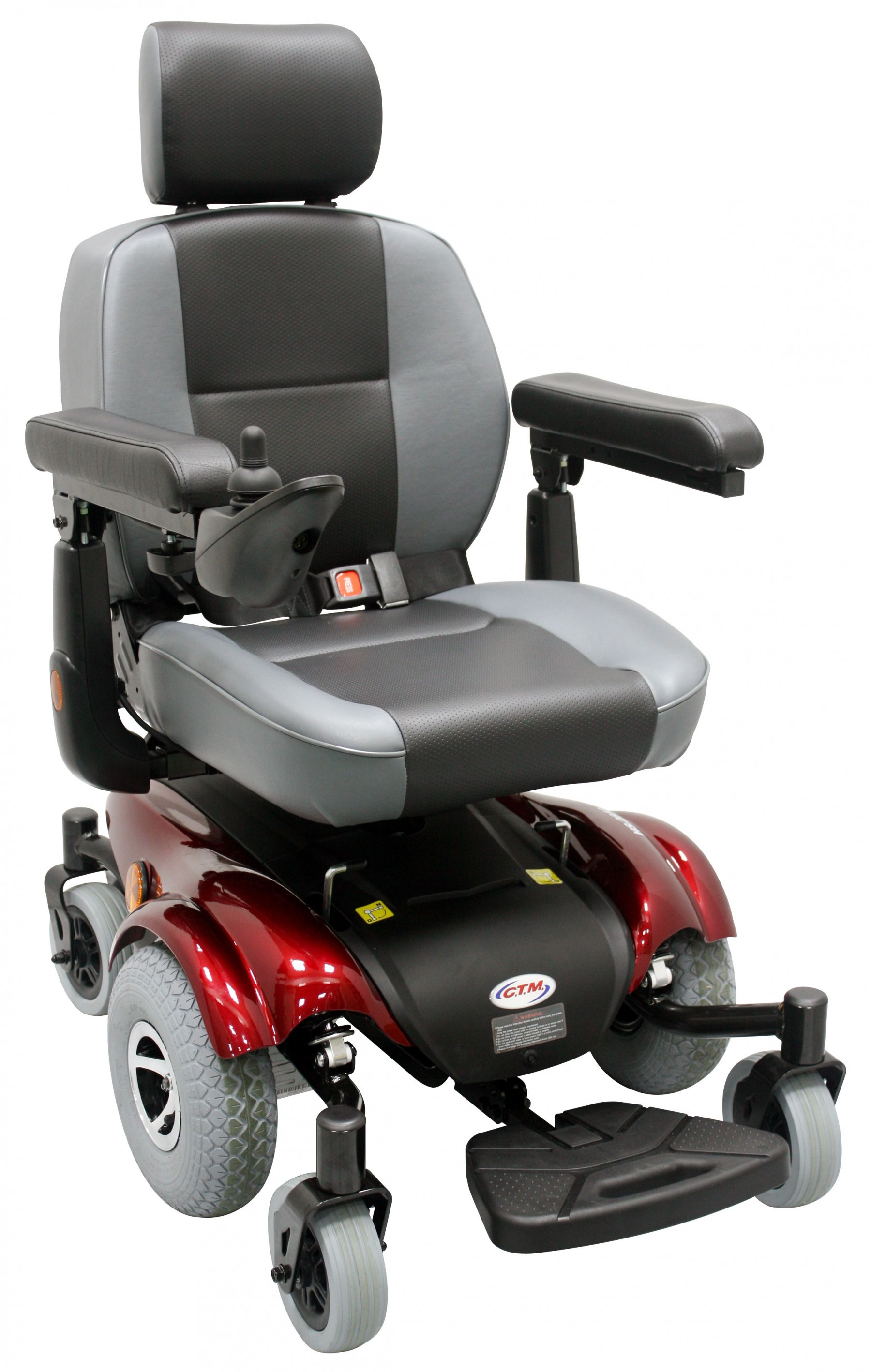 CTM HS 2850 Power Wheelchair for Sale