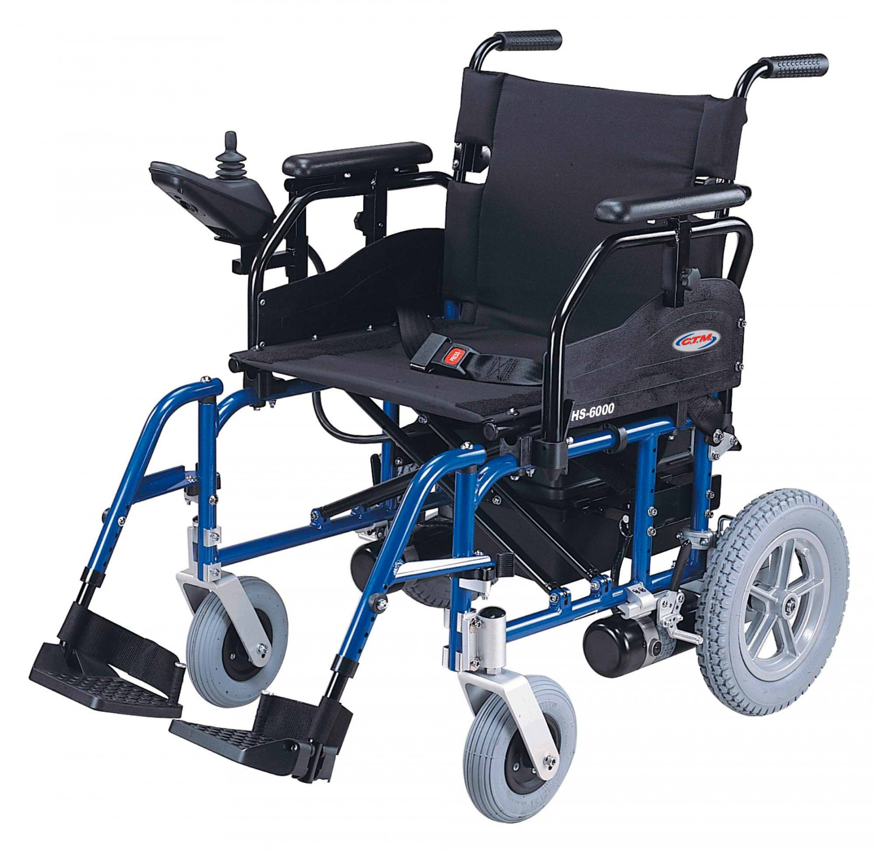Mobility Scooters For Sale >> CTM HS-6200 Power Wheelchair for Sale | Lowest Prices Tax-Free & Free Shipping