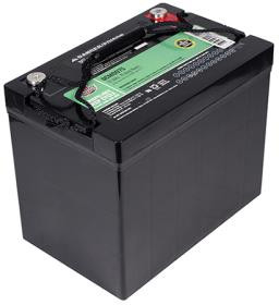 Group 24 Battery 12v 75ah Interstate DCM0075 Deep Cycle (Pair)