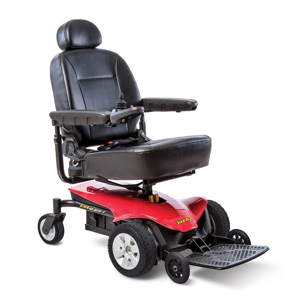 Pride Jazzy Elite Es 1 Power Wheelchair For Sale Low Prices