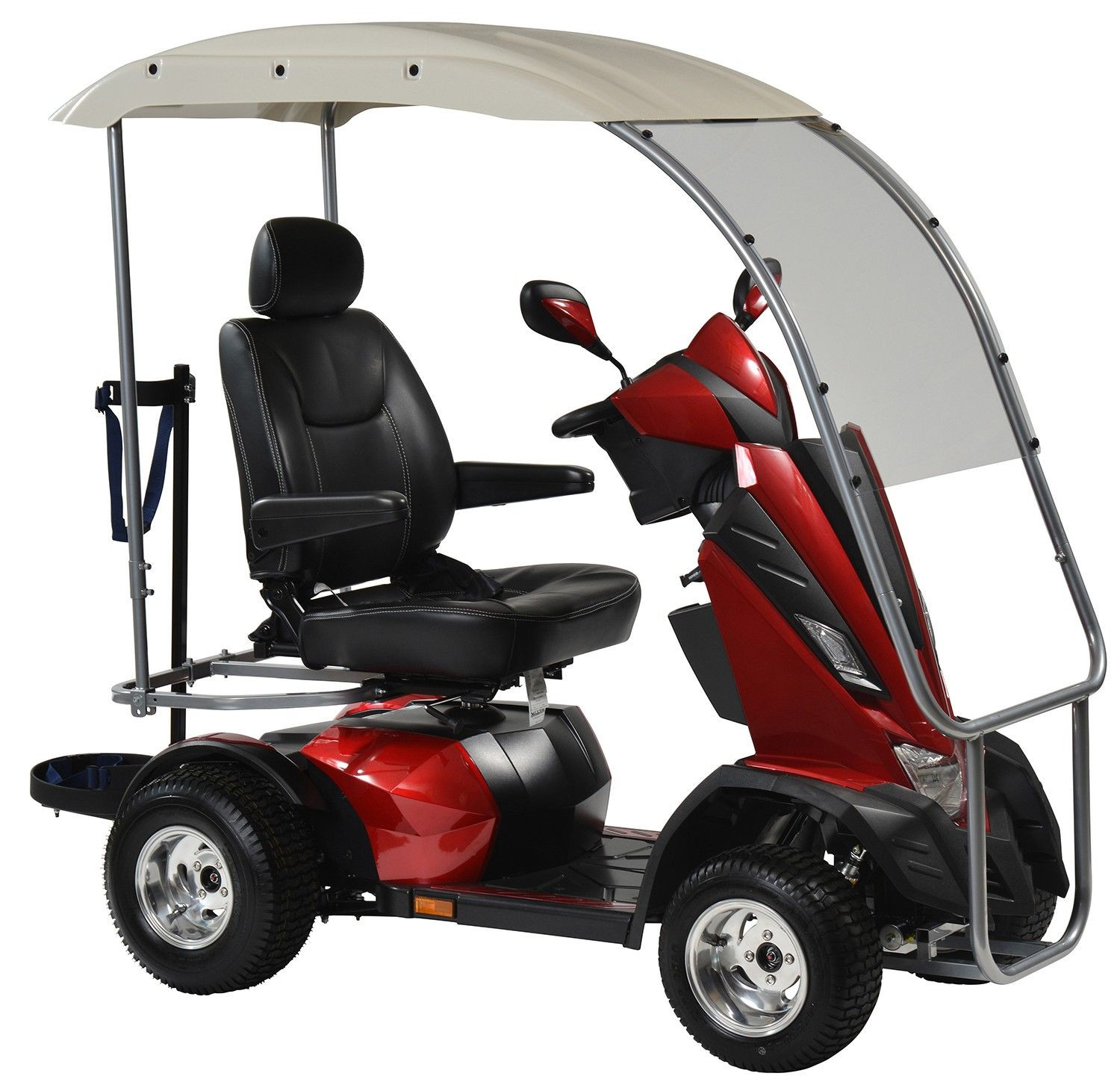 King cobra pgv executive 4 wheel scooter for sale lowest for Motorized wheelchair for sale