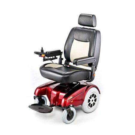 Exceptionnel Merits Health P301 Gemini Power Wheelchair