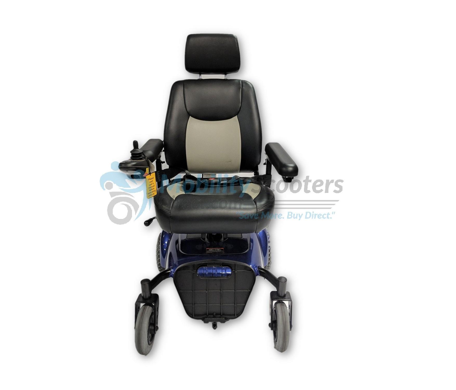 Merits P320 Junior   Micro Lite Compact Power Wheelchair