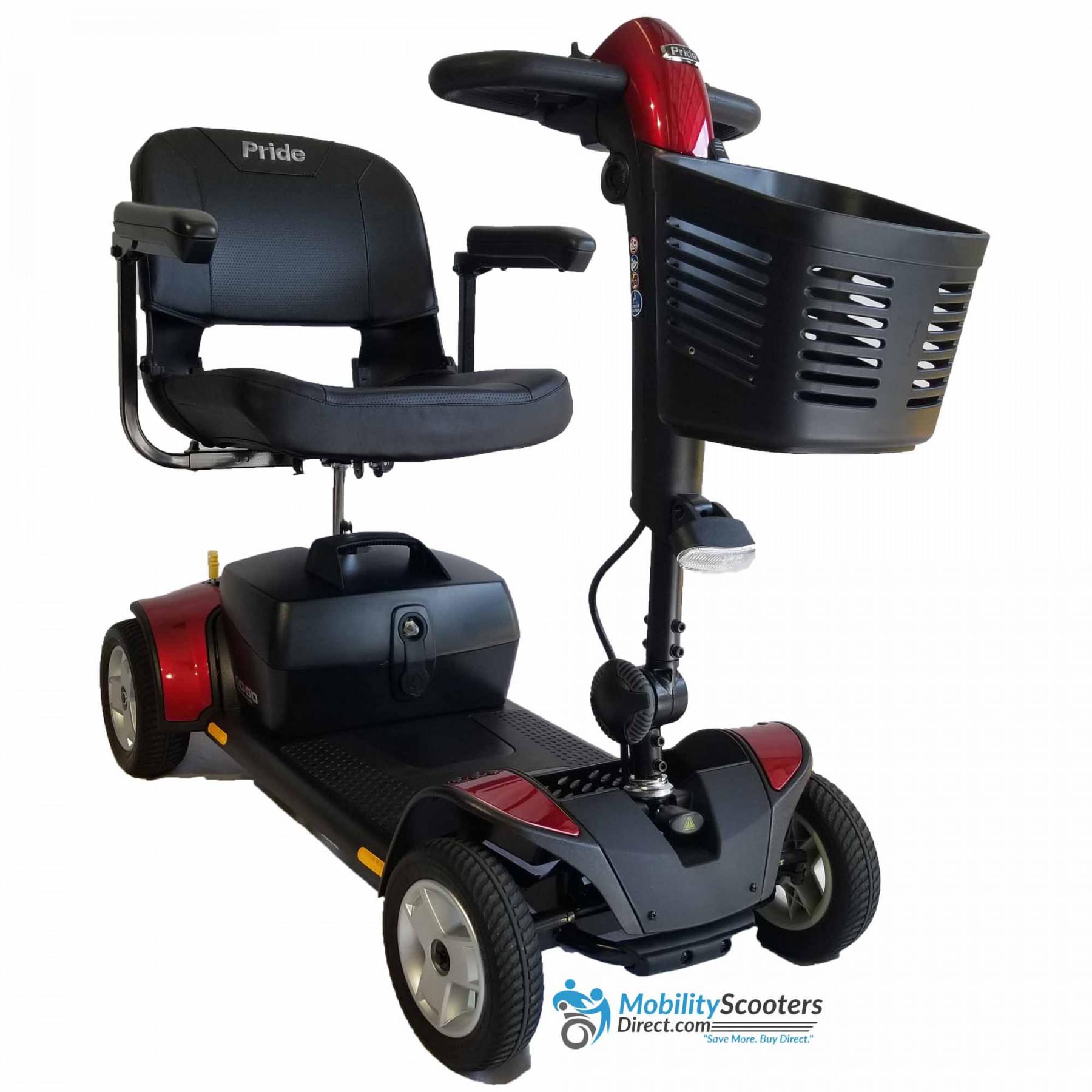 Go-Go Elite Traveller Plus Mobility Scooter - Lowest ...