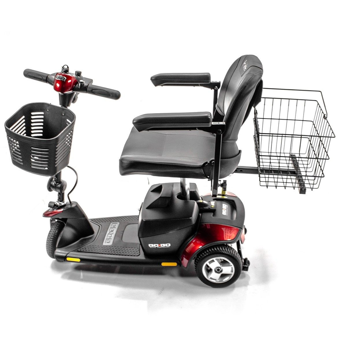 Go go elite traveller mobility scooter for sale lowest for Go go motorized scooter
