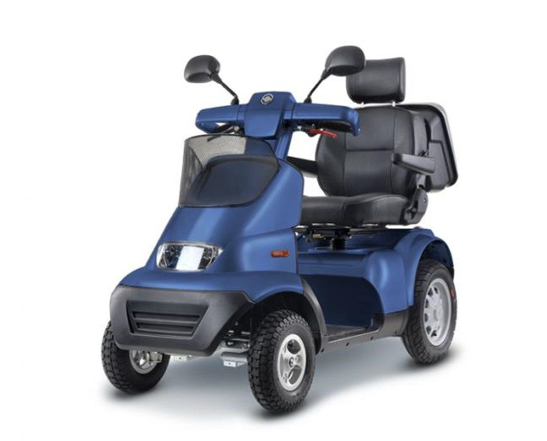 AFIKIM Afiscooter S4 Mobility Scooter 4 Wheel
