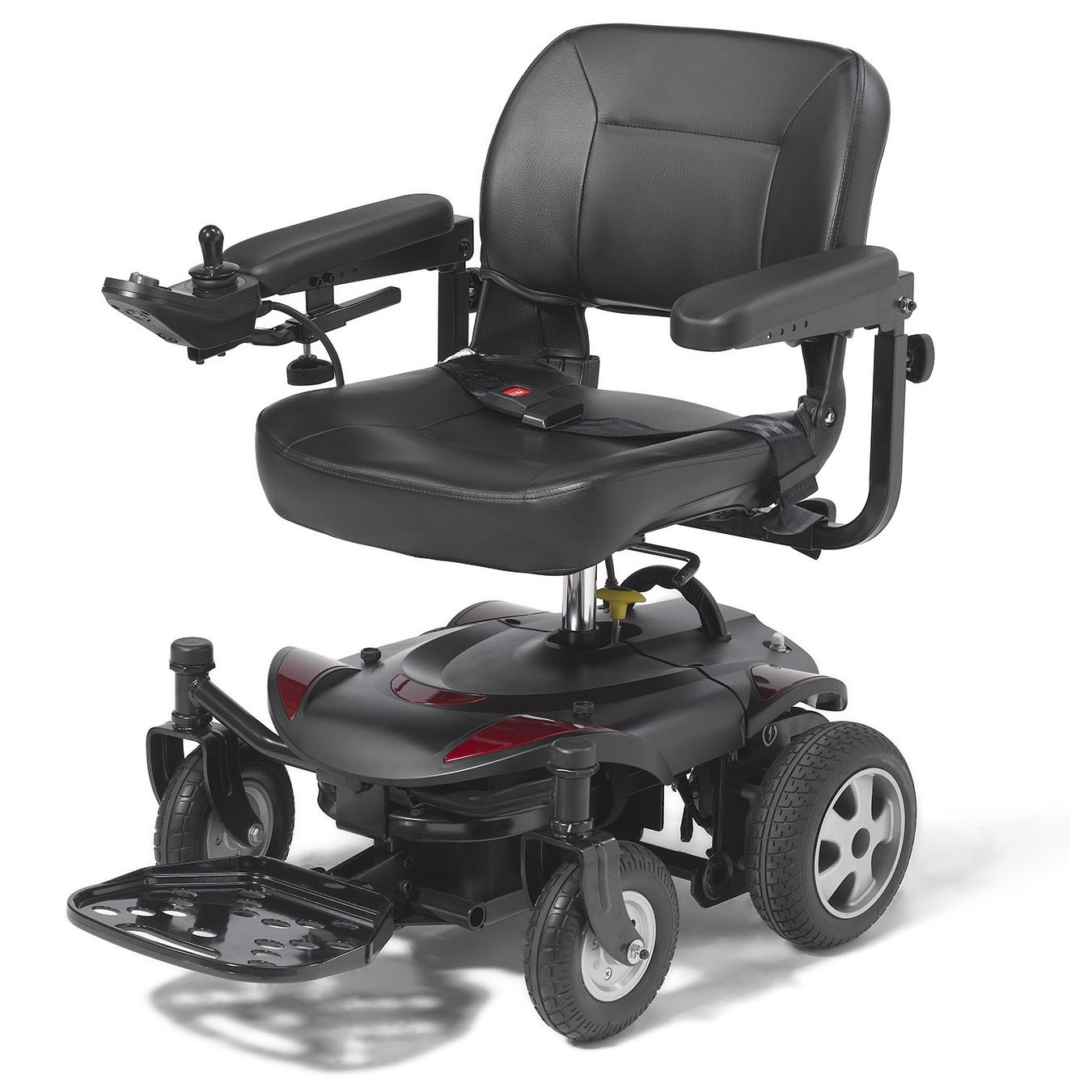 Drive Medical Titan LTE Power Wheelchair Tax-Free Lowest ...