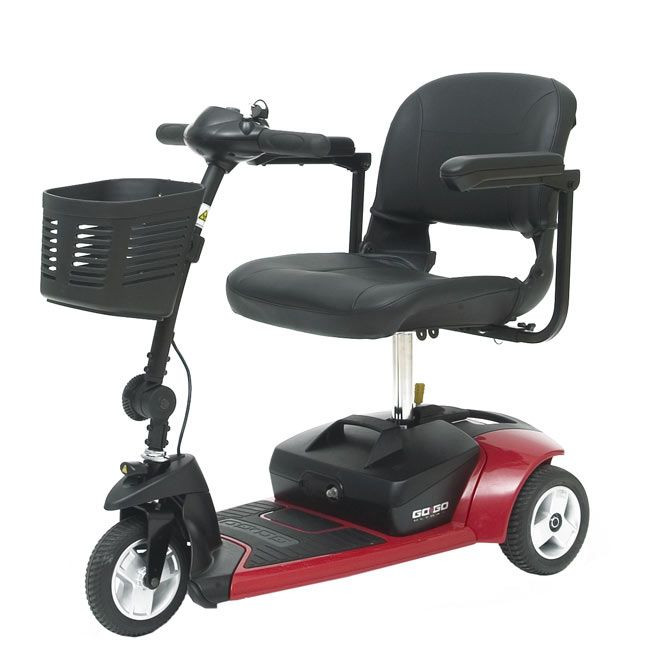 Pride Go-Go Ultra X 3-Wheel Mobility Scooter for Sale