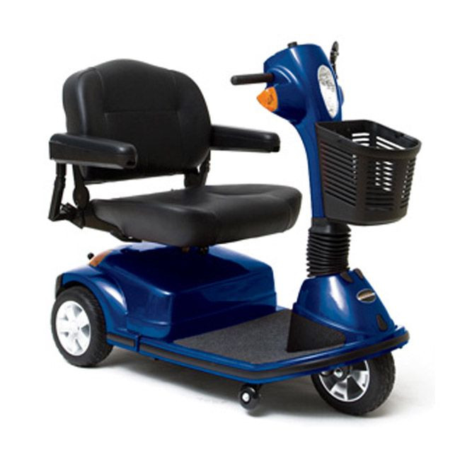 Maxima 3-Wheel Mobility Scooter for Sale Blue