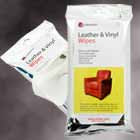 Leather and Vinyl Wipes