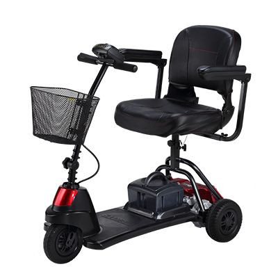 Merits Health S730 Roadster Mini 3-Wheel Mobility Scooter For Sale