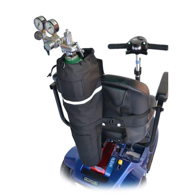 Universal Oxygen Tank Holder Attachment