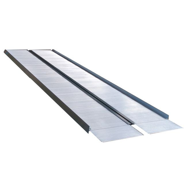 Single Fold Safety Ramp