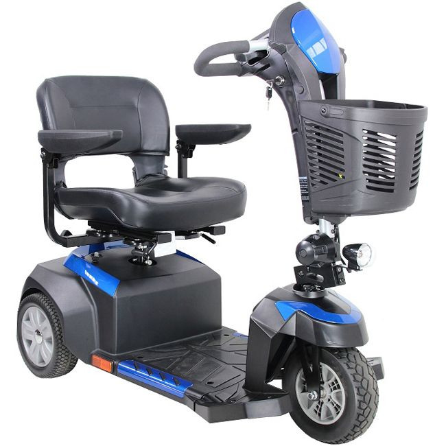 Drive Medical Blue Ventura Mobility Scooter for Sale