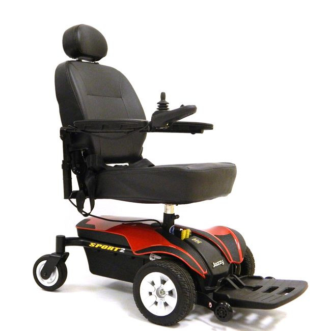 Jazzy Sport 2 Power Wheelchair for Sale
