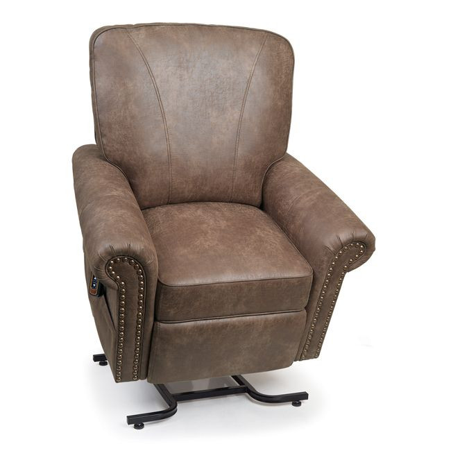 Oxford PR-710 3-Position Lift Chair Brown