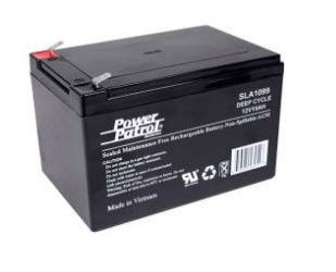 AGM-Battery 12v 15ah SLA1099 Power Patrol Deep Cycle