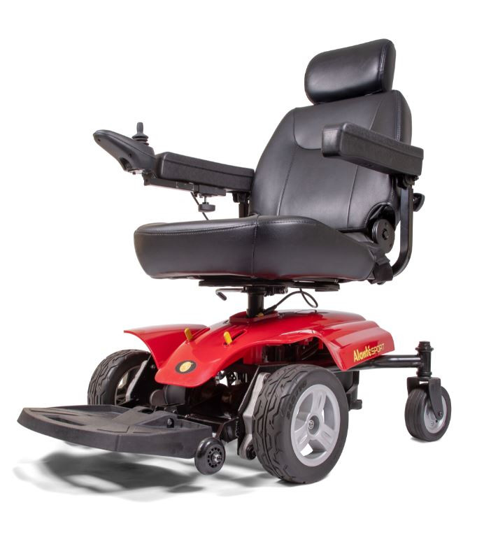 watch a17a5 f420e Alante Sport Power Wheelchair for Sale - Lowest Prices Tax-Free   Free  Shipping