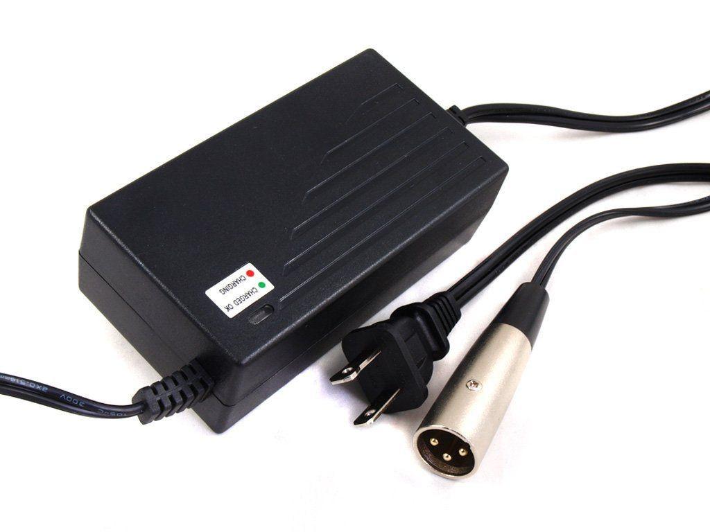 off board charger 24 volt 5 amp quick charger. Black Bedroom Furniture Sets. Home Design Ideas