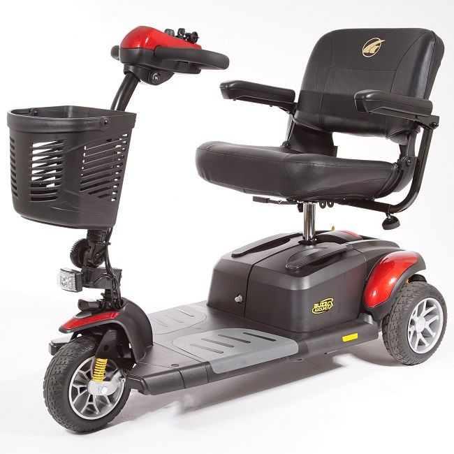 Golden Buzzaround EX 3-Wheel Mobility Scooter For Sale At Lowest Price