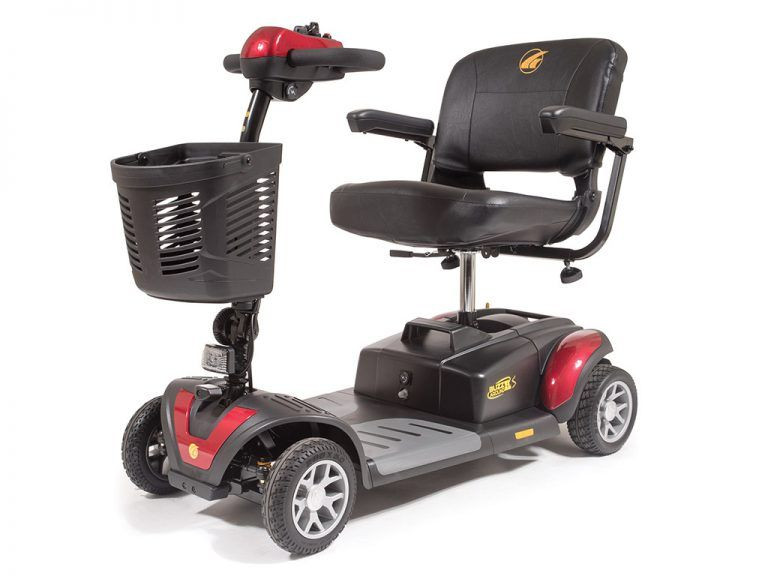 Golden Buzzaround XLS 4-Wheel Mobility Scooter Available Online For Sale At Lowest Price