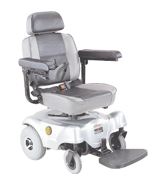 CTM HS 1000 Power Wheelchair for Sale