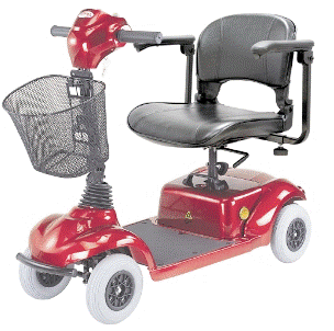 CTM HS 290 Mobility Scooter for Sale