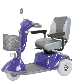 CTM HS 730 Mobility Scooter for Sale