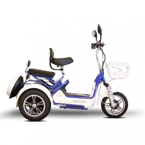 eWheels EW-27 Crossover 3-Wheel Mobility Scooter For Sale