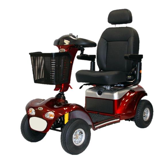 Shoprider Sprinter DLX 4 Wheel MobilityScooter For Sale Online