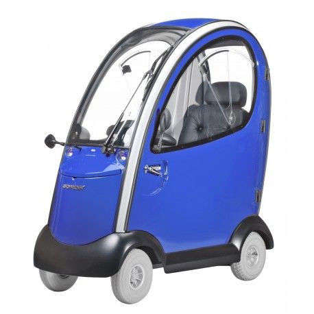 Flagship-Mobility-Scooter-4-Wheel-Blue