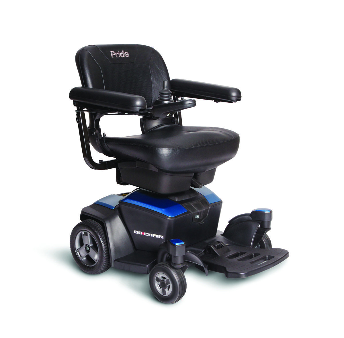 Pride Mobility Go-Chair Blue
