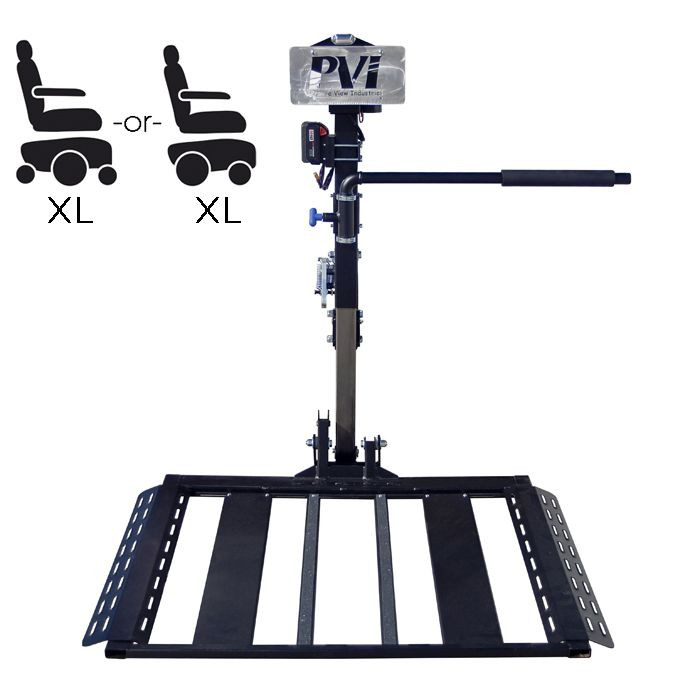 INDE4 Independence XL Auto Universal Power Chair Lift
