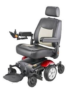 Merits Vision Sport Power Wheelchair for Sale