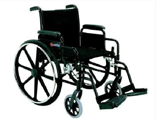 Merits Health USA N424/N524 GLACIER Standard Lightweight Wheelchair For Sale