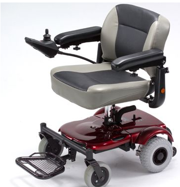 merits power chair manual 3
