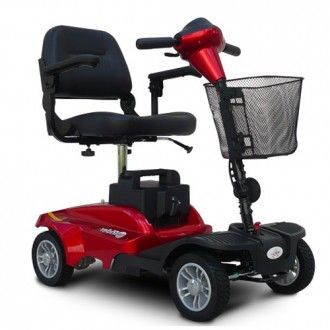 EV Rider Red MiniRider Mobility Scooter for Sale