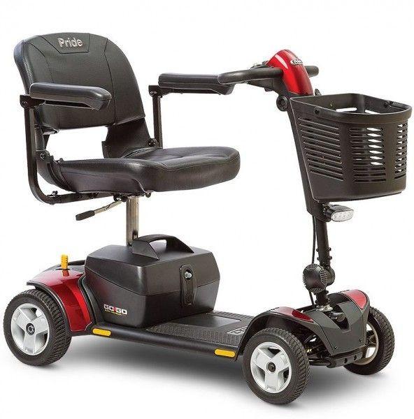 Pride Mobility Go Go Elite Traveler Plus 4