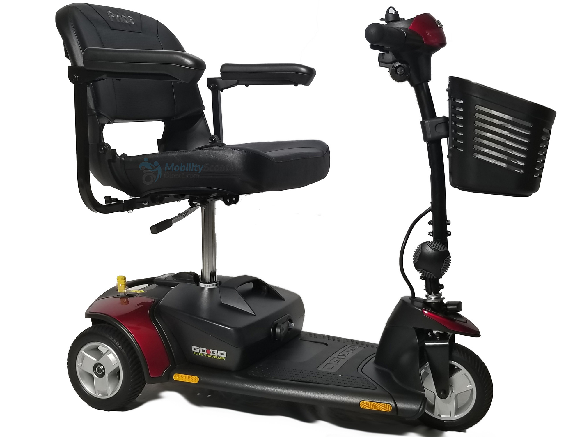 Pride Mobility Scooter >> Pride Go Go Elite Traveller Mobility Scooter 3 Wheel