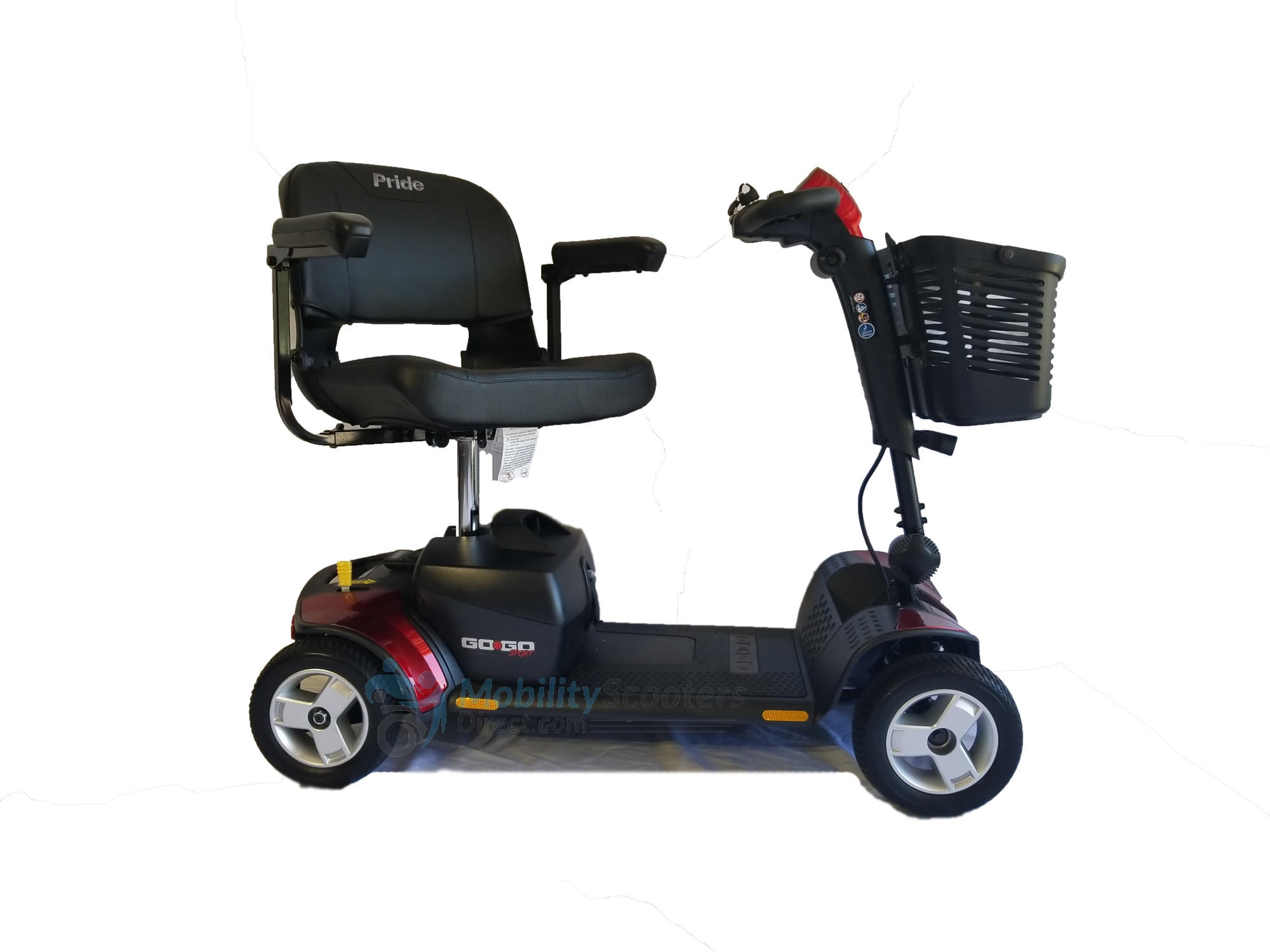 Pride Mobility Scooter >> Go Go Sport Mobility Scooter 4 Wheel