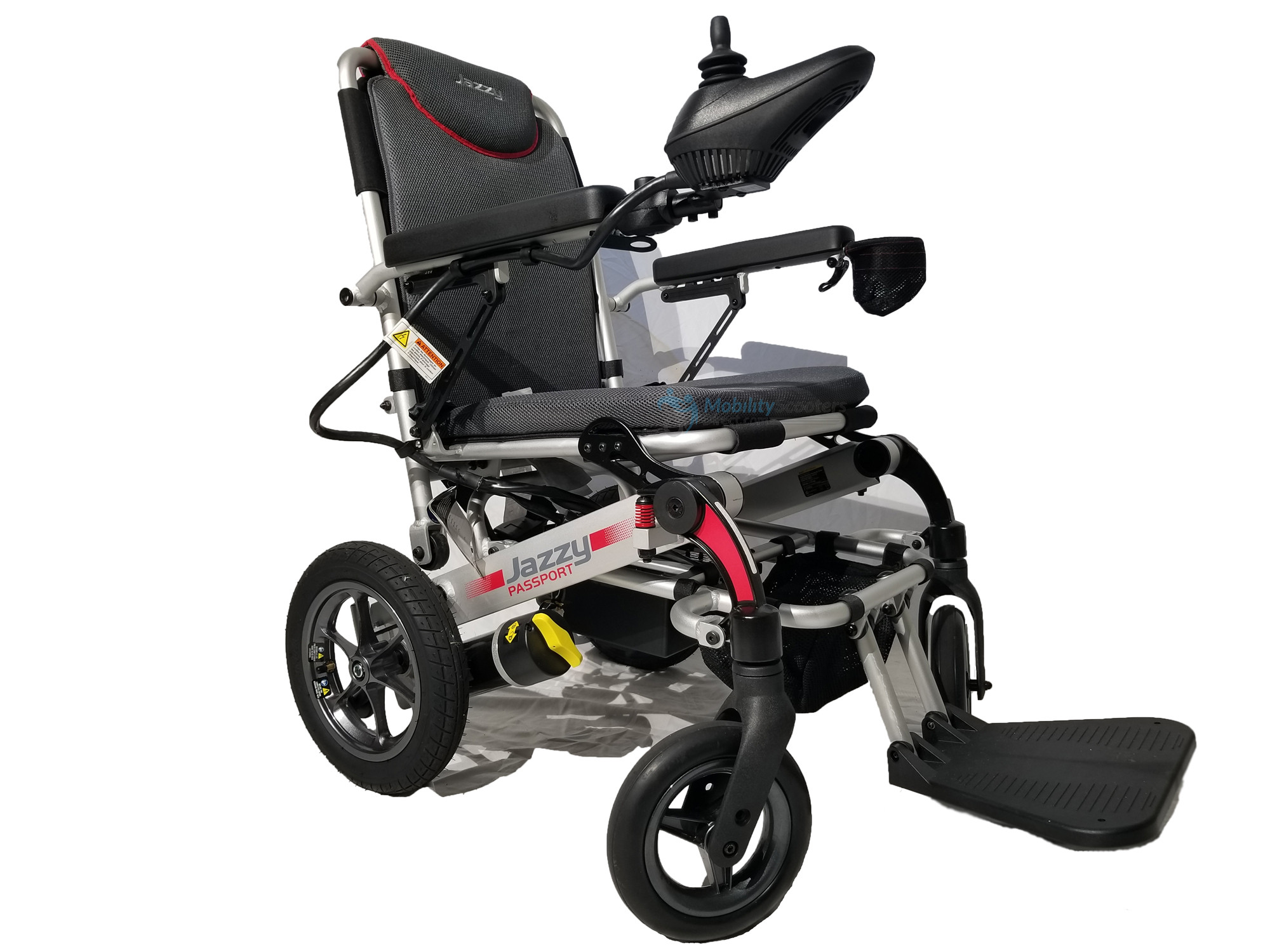 Pride Jazzy Pport Power Wheelchair on