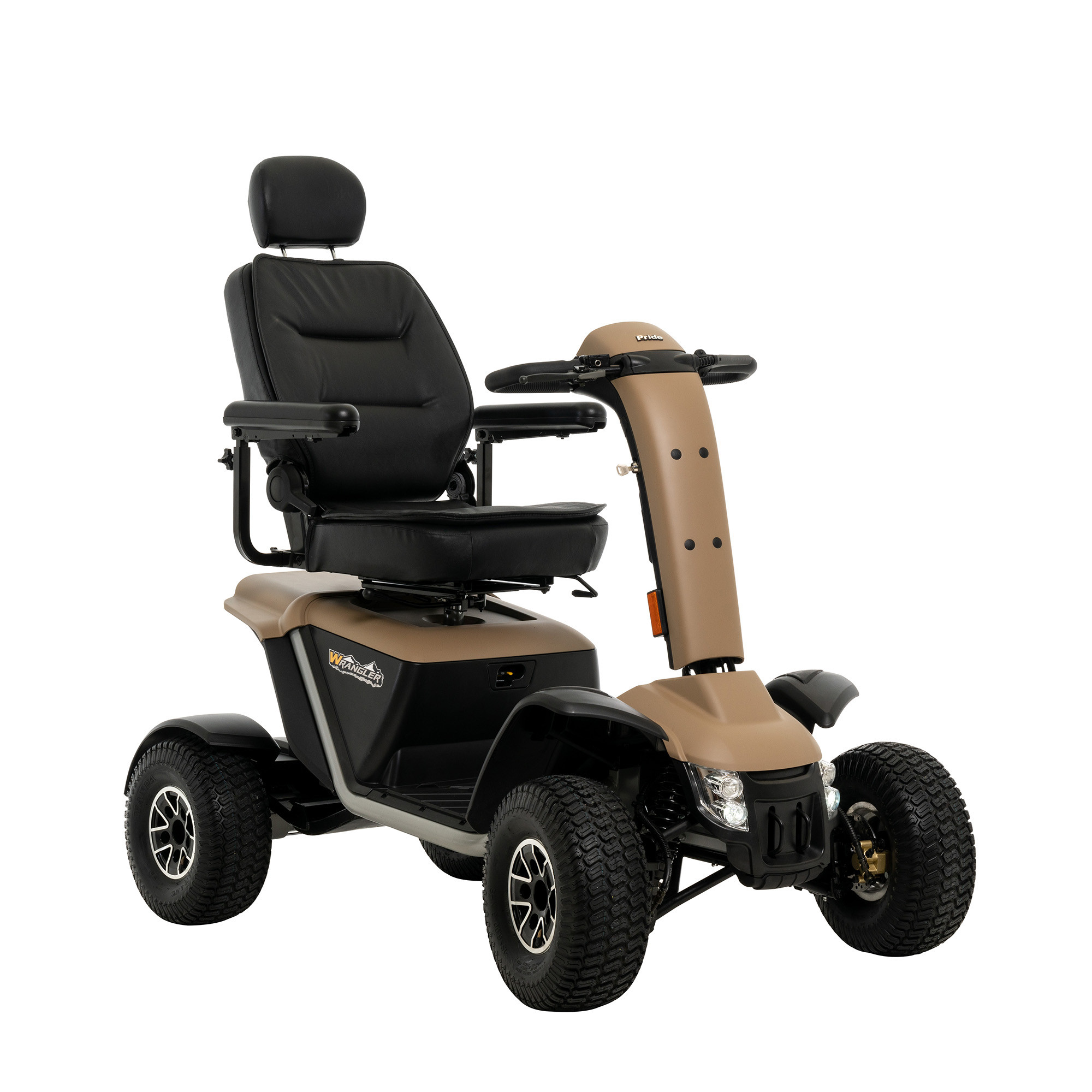 Pride Mobility Scooter >> 2019 Pride Mobility Wrangler Heavy Duty Recreational Scooter