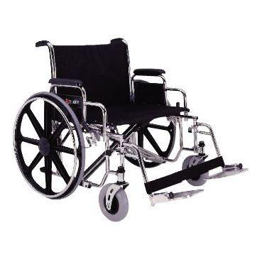 Merits Health USA N472 ZION Extra Heavy Duty Bariatric Wheelchair For Sale