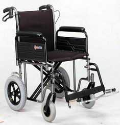 Merits Health USA N480X EVERGLADE HD Bariatric Transport Wheelchair For Sale