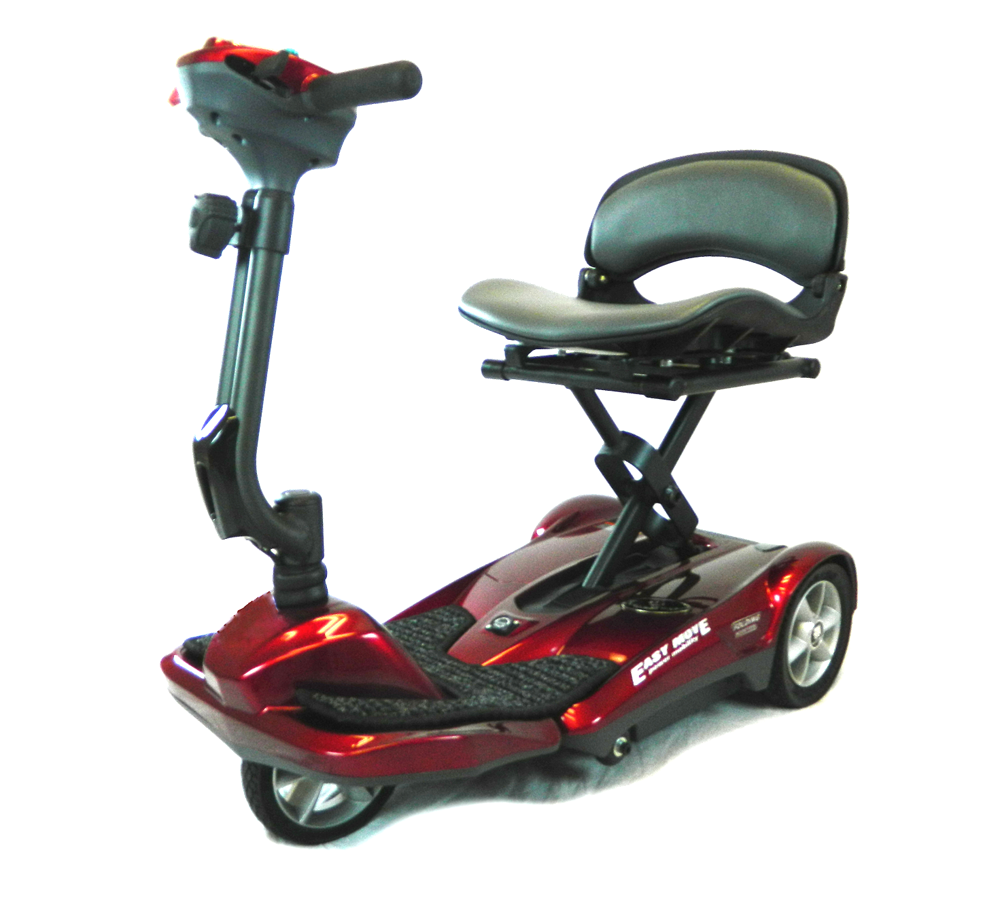 Heartway S21 folding mobility scooter