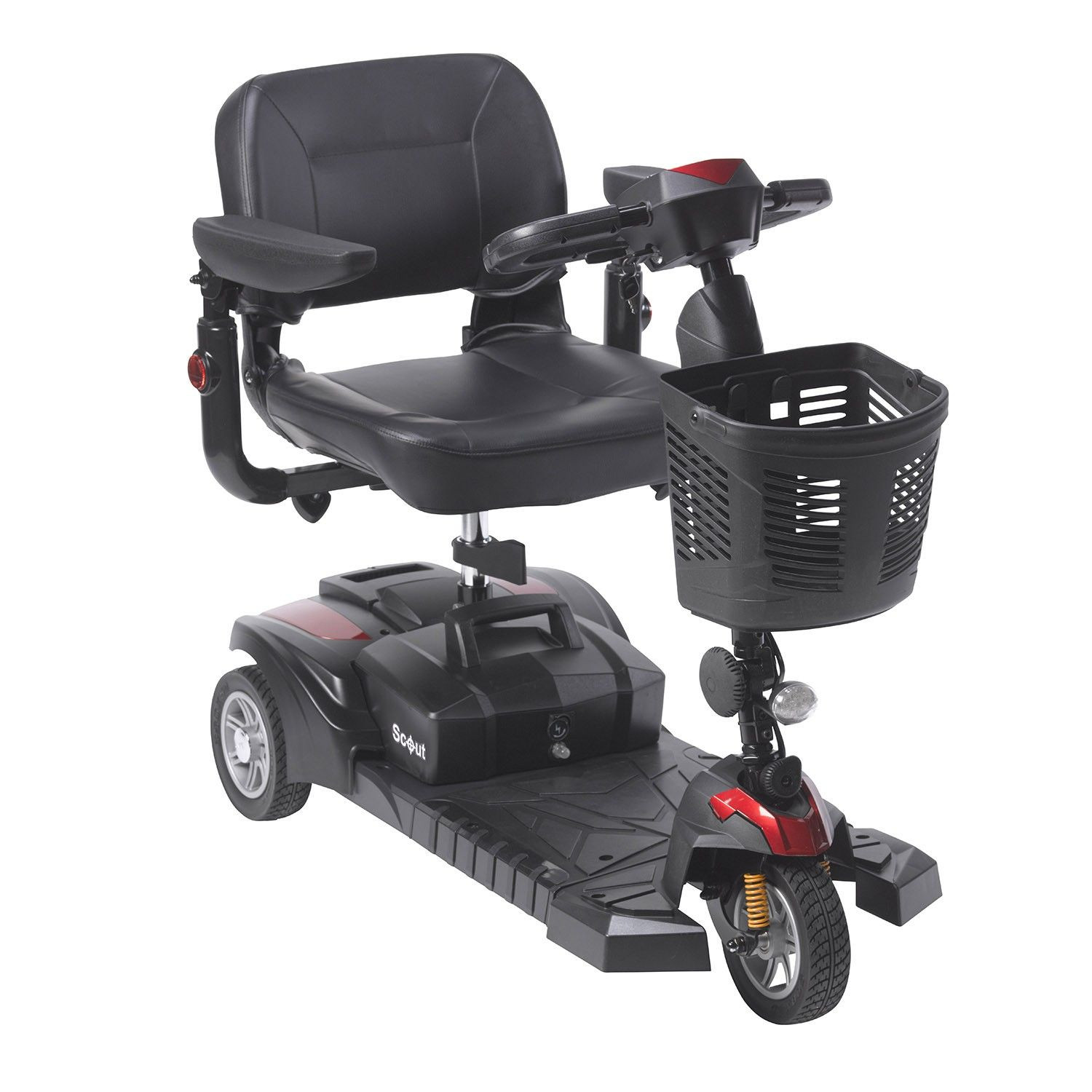 Mobility Scooters For Sale >> Scout Dst 3 Wheel Mobility Scooter For Sale Most Affordable Price